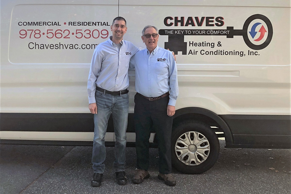 About Chaves Heating & Air Conditioning