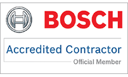 Bosch Accredited Contractor Official Member Logo