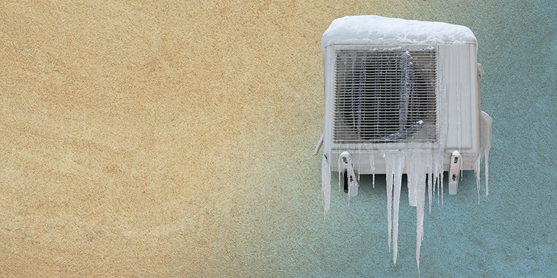 AC Freezing Up in Hudson